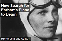 New Search for Earhart's Plane to Begin