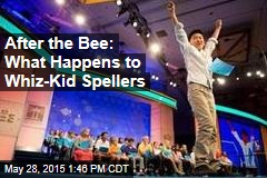 After the Bee: What Happens to Whiz-Kid Spellers