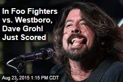 In Foo Fighters vs. Westboro, Dave Grohl Just Scored