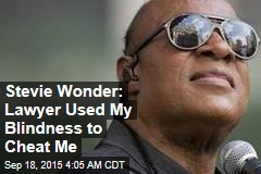 Stevie Wonder Sues Dead Lawyer