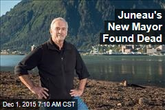 Juneau's New Mayor Found Dead
