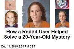How a Reddit User Helped Solve a 20-Year-Old Mystery