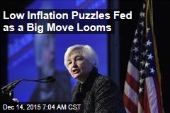 Lack of Inflation Puzzles Federal Reserve