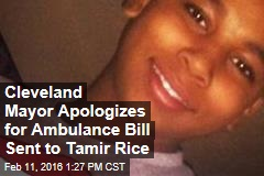 Cleveland Mayor Apologizes for Ambulance Bill Sent to Tamir Rice