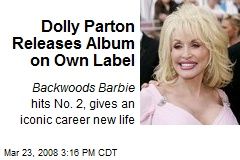 Dolly Parton Releases Album on Own Label