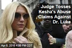 Judge Tosses Kesha's Abuse Claims Against Dr. Luke
