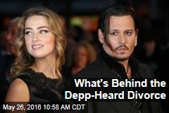 What's Behind the Depp-Heard Divorce