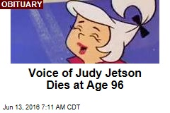Voice of Judy Jetson Dies at Age 96