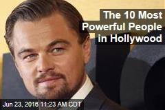 The 10 Most Powerful People in Hollywood