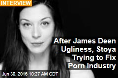 After James Deen Ugliness, Stoya Trying to Fix Porn Industry