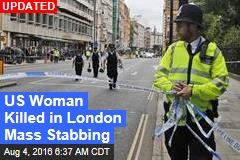 1 Dead, 5 Injured in London Mass Stabbing