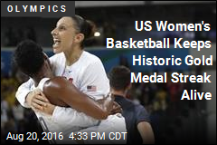 US Wins 6th Straight Gold in Women's Basketball