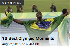 10 Best Olympic Moments