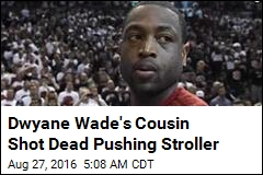 Dwyane Wade's Cousin Killed in Chicago