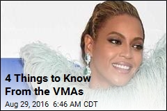 4 Things to Know From the VMAs
