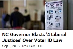 Supreme Court Blocks NC Voter ID Law