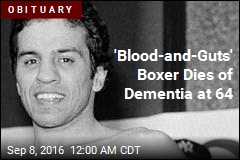 Hall of Fame Boxer Dies of Dementia at 64