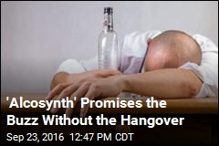 'Alcosynth' to Make World Hangover-Free by 2050?