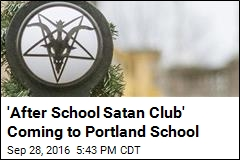 'After School Satan Club' Coming to Portland School