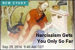 Narcissism Gets You Only So Far