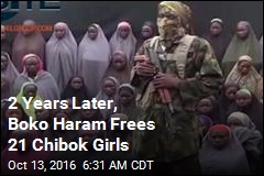 2 Years Later, Boko Haram Frees 21 Chibok Girls