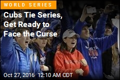 Cubs Win First World Series Game in 71 Years