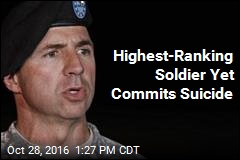2-Star General Is Highest-Ranking Soldier to Commit Suicide