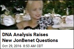 DNA Find Adds New Twist to JonBenet Case