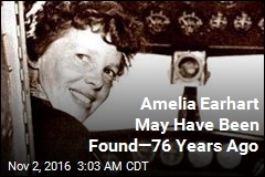 Amelia Earhart May Have Been Found—76 Years Ago