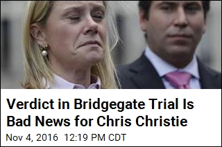 Bridgegate Trial Ends With Guilty Verdict for Christie Allies