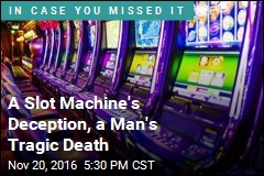 A Slot Machine's Deception, a Man's Tragic Death