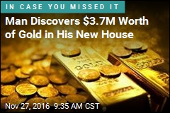 Man Inherits House Filled With Hidden Treasure
