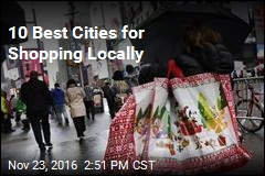 10 Best Cities for Shopping Locally