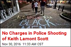 No Charges in Police Shooting of Keith Lamont Scott