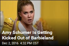 Amy Schumer Is Barbie in Barbie