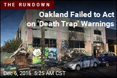 City Failed to Shut Down 'Death Trap' Warehouse