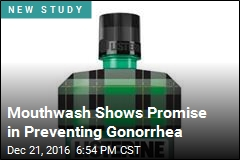 Mouthwash May Get Rid of Gonorrhea-Causing Bacteria
