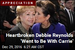 Debbie Reynolds Mourned After Death From 'Broken Heart'