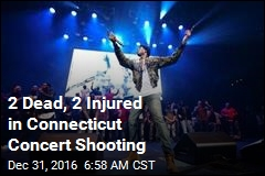 2 Dead, 2 Injured in Connecticut Concert Shooting