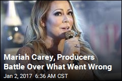 Mariah Carey, Producers Battle Over What Went Wrong