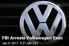 FBI Arrests Volkswagen Exec