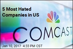 5 Most Hated Companies in US
