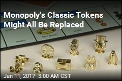 Monopoly's Classic Tokens Might All Be Replaced