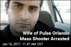 Wife of Pulse Orlando Mass Shooter Arrested