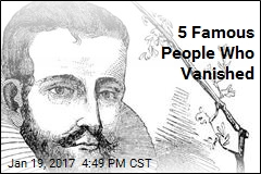 5 Famous People Who Vanished