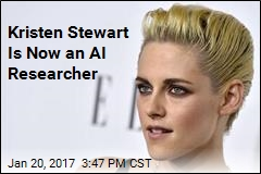 Kristen Stewart Is Now an AI Researcher