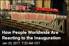 World Landmarks Now Inauguration Protest Sites