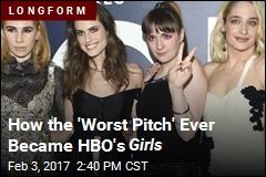 How the 'Worst Pitch' Ever Became HBO's Girls