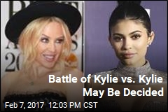 Kylie vs. Kylie Is Decided ... or Is It?