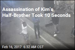 Assassination of Kim's Half-Brother Took 10 Seconds